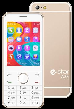 Mobili E Mobili.Uab Mobili Linija Telefonai Estar A28 Dual Sim